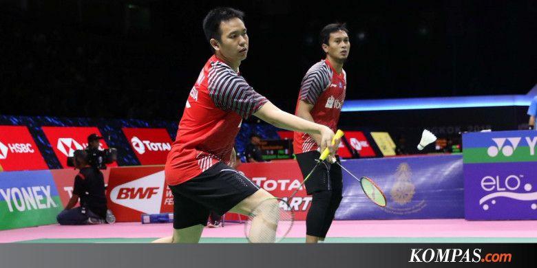 Jadwal Perempat Final Piala Thomas, Malam Ini Indonesia Vs Malaysia