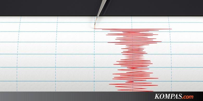 """Gempa Hari Ini: M 6,4 Guncang Zona """"Deep Weber"""" di Laut Banda"""