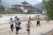Fun Run 2018 di Bhutan, Jelang Asian Games