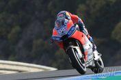 Hasil FP 2 MotoGP Perancis, Dovizioso Kalahkan Marquez