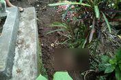 Tersangka Kubur Korban Tapi Tak Sadar Kakinya Masih Menyembul