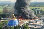 Kebakaran di Taman Hiburan Terluas Jerman, 25.000 Orang Dievakuasi
