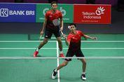 Fajar/Rian Siapkan Dua Strategi di Semi-Final