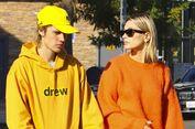 Kompak, Justin Bieber dan Hailey Berbagi Produk Rambut yang Sama