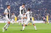 Juventus Vs Frosinone, Gol dan Umpan Ronaldo Menangkan Si Nyonya Besar