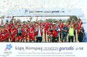 Perkembangan Atlet Muda Jadi Berkah Utama Liga Kompas Kacang Garuda U-14