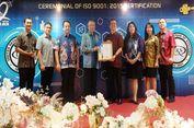 BCA Berhasil Raih Sertifikat ISO 9001:2015
