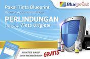 Tinta Blueprint Berikan Perlindungan Layaknya Printer Original