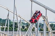 Roller Coaster Tercepat di Dunia Hampir Secepat F1, Berani Coba?