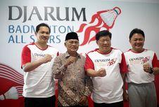 Juara Dunia Bulu Tangkis Menggugah Semangat di Mataram