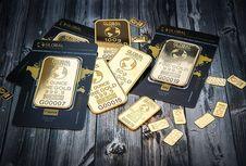 Lebih Untung, Aman dan Rendah Risiko, Ini Alasan Mengapa Investasi Emas Itu Penting!