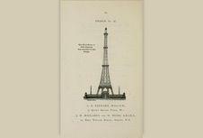 Kisah Kembaran Menara Eiffel yang Urung Dibangun