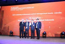 Asian Banker Nobatkan CEO BRI Sebagai The Asian Banker CEO Leadership Achievement Award for Indonesia