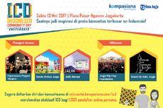Indonesia Community Day 2017 Hadirkan Pembicara dari Komunitas Inspiratif