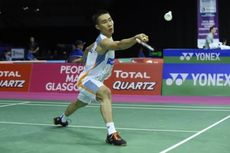 Chong Wei Jadikan Kejuaraan Asia sebagai Persiapan Hadapi Piala Thomas