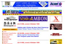 KCM, Optimisme Kompas di Era Digital 1998