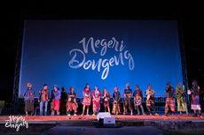 Gala Premiere Film Negeri Dongeng di Makasar