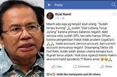 Jawaban untuk Rizal Ramli soal Utang Indonesia