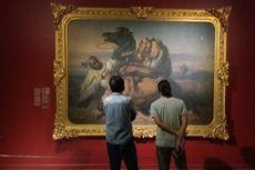 Lukisan Termahal di Pameran Koleksi Seni Istana Negara RI, Sampai Ratusan Milyar