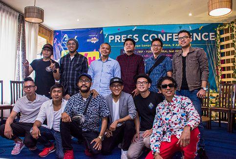 Band Papan Atas Siap Meriahkan Ketje Flasback The 90's Music Ancol