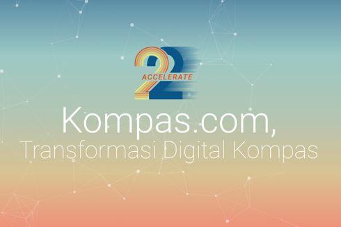 VIK: Kompas.com, Transformasi Digital Kompas