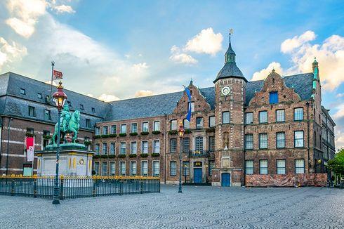 Pesona Düsseldorf, Kota Tua yang Cantik di Jerman