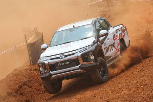 "Serunya ""Off-road"" Pakai Mitsubishi New Triton Bersama Legenda Paris-Dakar Rally"