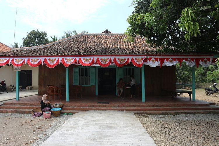 Ilustrasi Rumah Djiaw Kie Siong