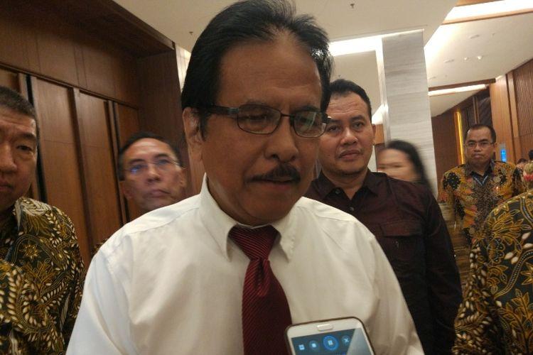 Menteri Agraria dan Tata Ruang atau Kepala Badan Pertanahan Nasional (ATR/BPN) Sofyan Djalil
