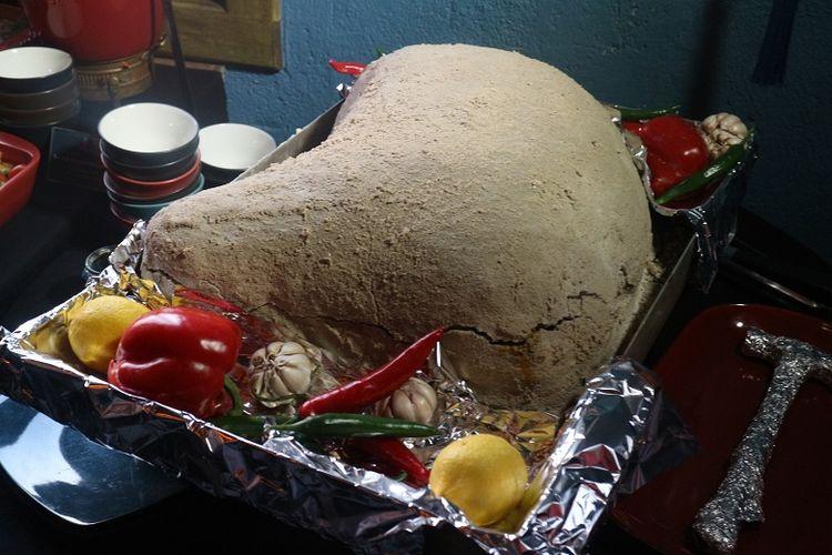 Ide Makanan Buka Puasa, Kuliner Domba Khas Kerajaan Ottoman Turki