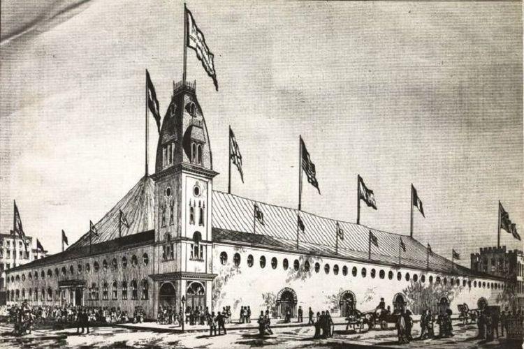 Madison Square Garden Arena Bergengsi Yang Bermula Dari Tenda Sirkus Halaman All Kompas Com