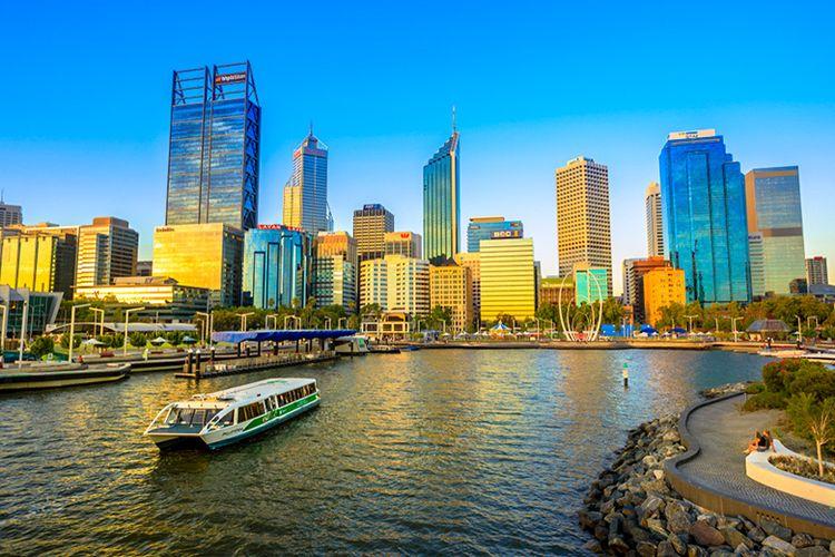 Perth, Australia Barat.