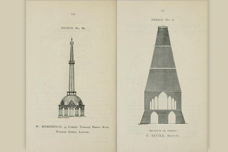 Rancangan menara