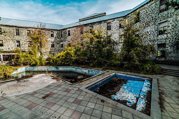 Hotel Berengaria yang Angker di Negara Cyprus.