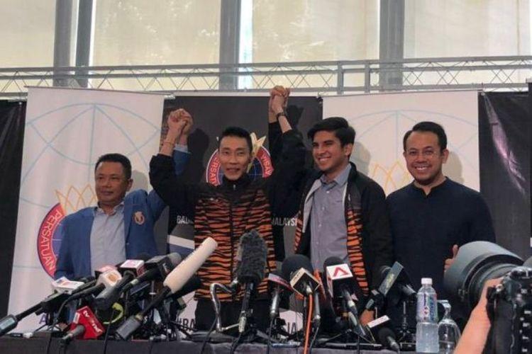 Lee Chong Wei resmi pensiun, Kamis (13/06/2019)