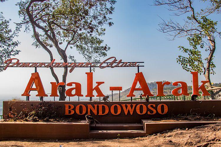 Obyek wisata Arak-arak Bondowoso
