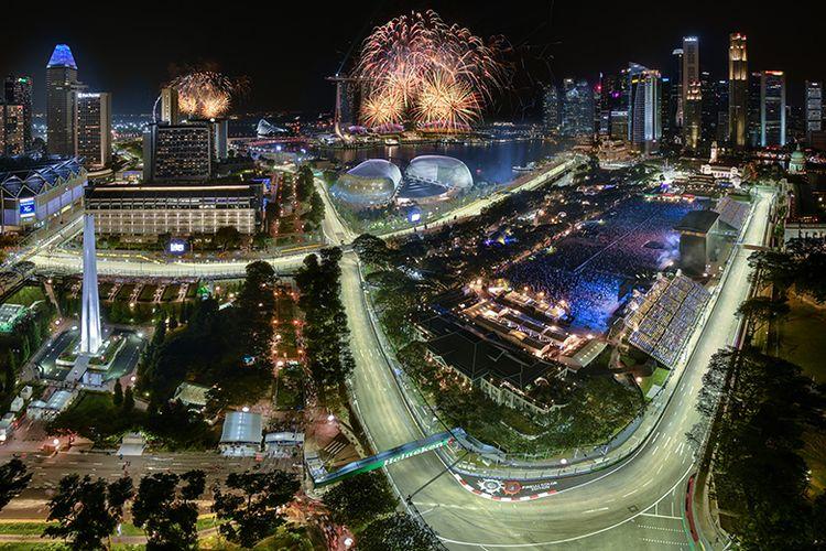 Full Night Race Formula 1