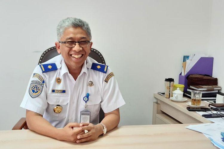 Sigit Irfansyah, Direktur Sarana Transportasi Jalan, Direktorat Jenderal Perhubungan Darat, Kementerian Perhubungan