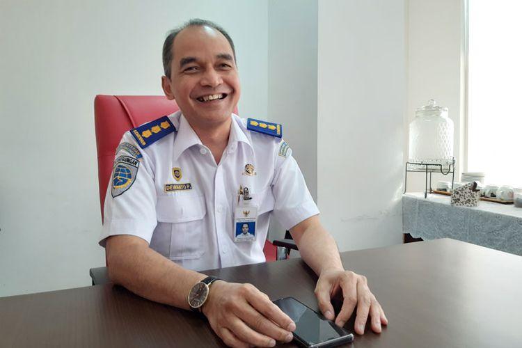 Kasubdit Uji Tipe Kendaraan Bermotor Direktorat Sarana Transportasi Jalan, Dewanto Purnacandra