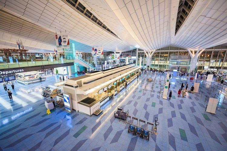 Bandara Haneda Jepang.