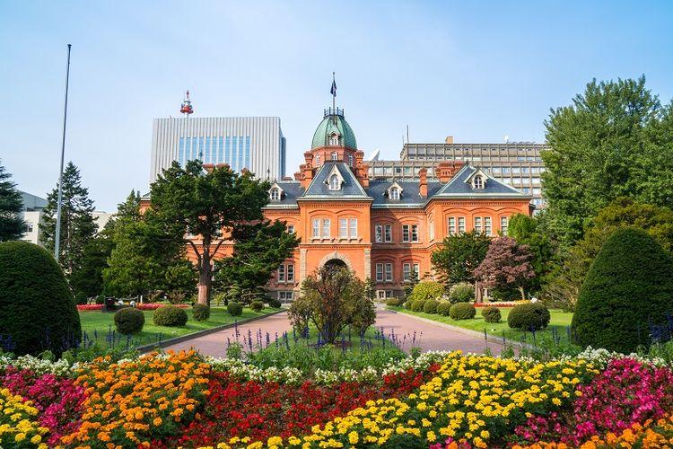 Bekas Gedung Kantor Pemerintah Hokkaido