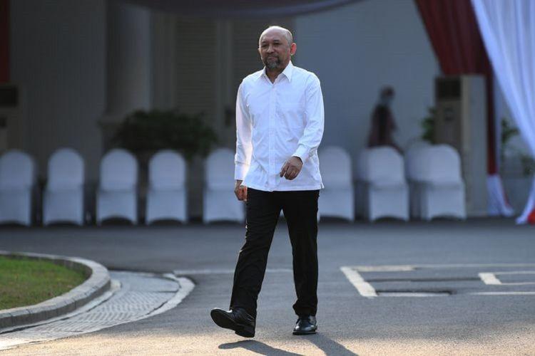 Menteri Koperasi dan UKM Teten masduki (dok. Kompas.com/Wahyu Putro A