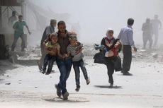 Suriah Kembali Bombardir Ghouta Timur, 19 Anak Tewas