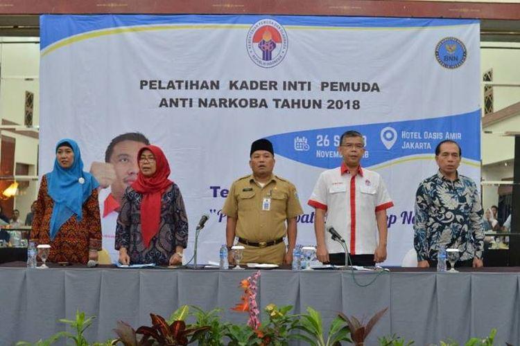 Usai Pelatihan, para Kader Inti Pemuda Anti Narkoba itu akan diterjunkan langsung ke berbagai kelurahan di Jakarta dan merekrut pemuda - pemuda disetiap kampung.