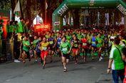 Warga  Antusias Ikuti MILO Medan Run