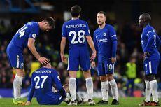 Hasil Liga Inggris, Chelsea Kalah Telak di Kandang Sendiri