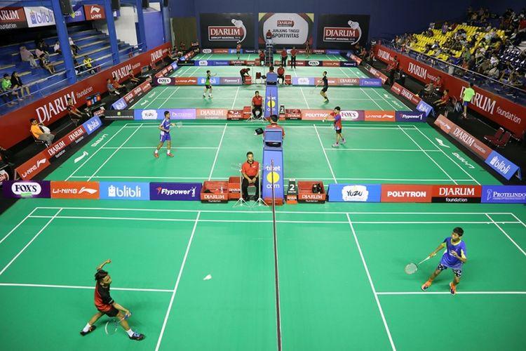 Bertajuk Djarum Sirkuit Nasional Li Ning Kalimantan Selatan Open 2019,  turnamen berhadiah total Rp 340 juta ini akan berlangsung di GOR Bulutangkis Berkat Abadi, Banjarmasin,