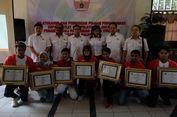 KONI DKI Berikan Piagam Penghargaan Buat peraih Medali Asian Games