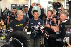 Dibebaskan, Al-Araibi Kembali ke Australia