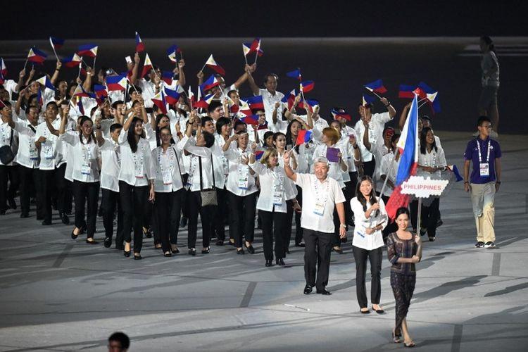 Kontingen Filipina di SEA Games